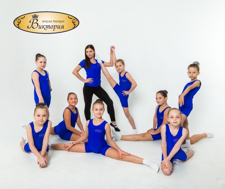 Гимнастика с элементами акробатики