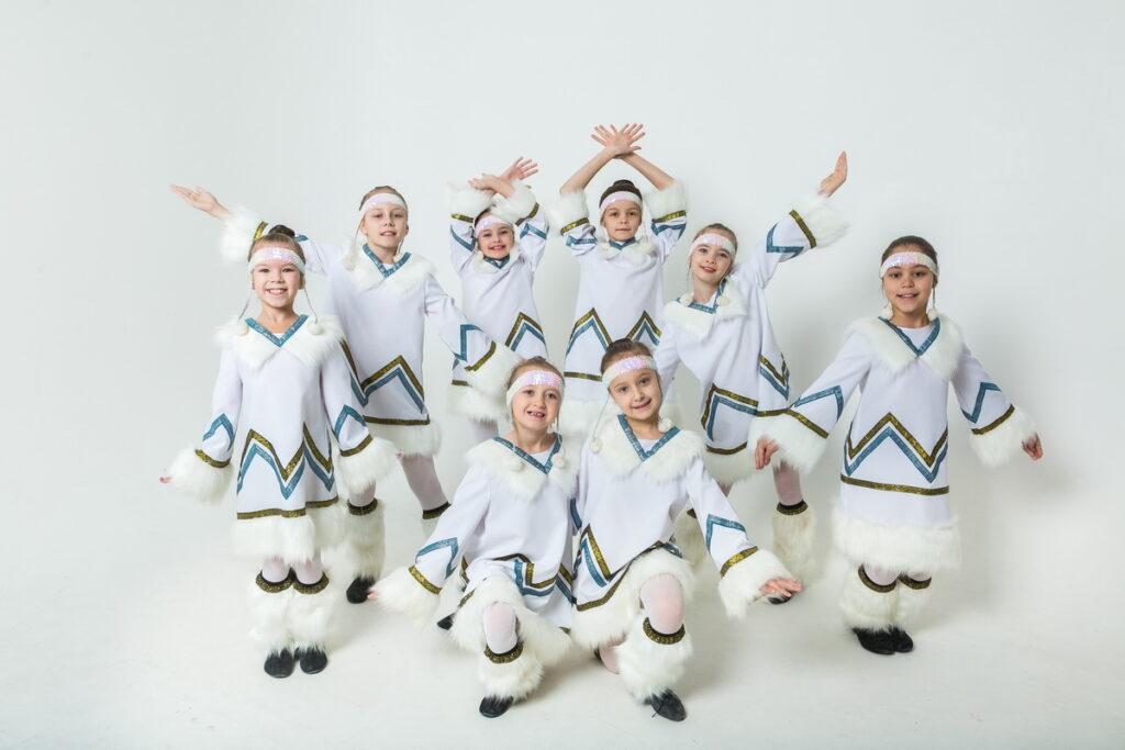 Коллективы школы танцев Виктория